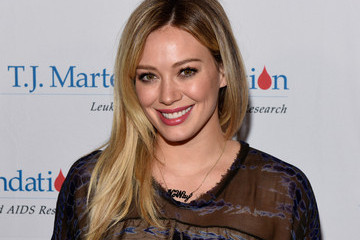 Hilary Duff T.J. Martell Foundation's 15th Annual Family Day Honoring Tom Corson, President & COO Of RCA Records And His Family - Arrivals