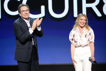 Hilary Duff Disney+ Showcase Presentation At D23 Expo Friday, August 23