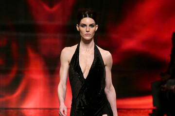 Hilary Rhoda Mercedes-Benz Fashion Week Fall 2014 - Official Coverage - Best Of Runway Day 5