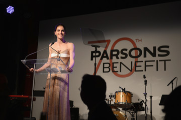 Hilary Rhoda The 70th Annual Parsons Benefit