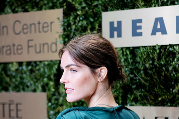 Hilary Rhoda Lincoln Center Corporate Fund Presents: An Evening Honoring Leonard A. Lauder - Arrivals