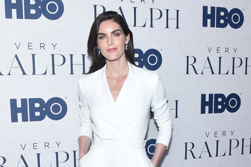 "Hilary Rhoda HBO's ""Very Ralph"" World Premiere"