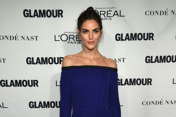 Hilary Rhoda 2015 Glamour Women of the Year Awards - Arrivals