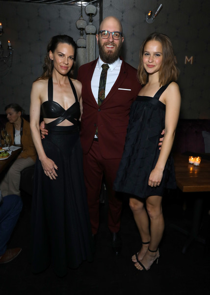 LA Special Screening Of Netflix's 'I Am Mother' - After Party