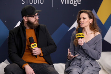 Hilary Swank The IMDb Studio At Acura Festival Village On Location At The 2019 Sundance Film Festival – Day 2