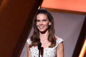 Hilary Swank 18th Annual Hollywood Film Awards - Show
