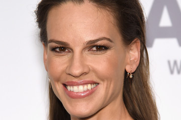 Hilary Swank ASPCA'S 18th Annual Bergh Ball Honoring Edie Falco And Hillary Swank - Arrivals