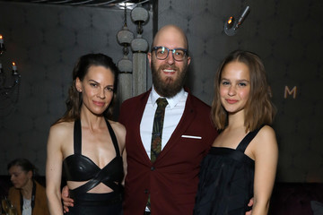 Hilary Swank LA Special Screening Of Netflix's 'I Am Mother' - After Party