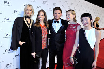 Hilary Swank IWC Schaffhausen at SIHH 2016 - 'Come Fly With Us' Gala Dinner