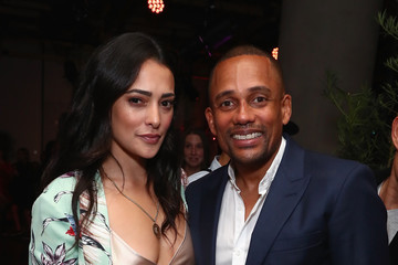 Hill Harper Entertainment Weekly And PEOPLE Upfronts Party At Second Floor In NYC Presented By Netflix And Terra Chips - Inside