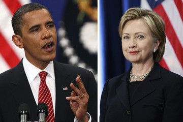 Hillary Clinton Barack Obama (FILE) In Profile: 100 Years Of US Secretaries Of State