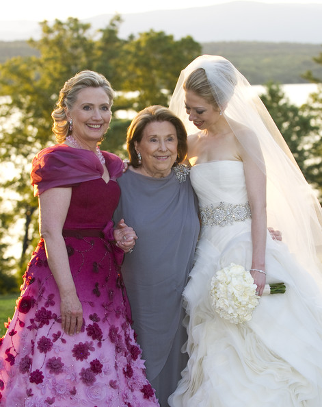 Dorothy Rodham Mother Of Hillary Clinton S At 92