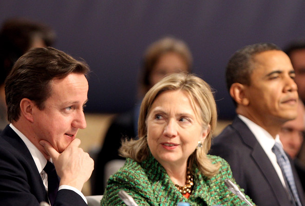 Hillary Clinton - In Profile: David Cameron