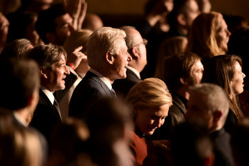 Hillary Clinton 60th Annual GRAMMY Awards - MusiCares Person Of The Year Honoring Fleetwood Mac - Show
