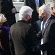 Hillary Clinton Joe Biden Sworn In As 46th President Of The United States At U.S. Capitol Inauguration Ceremony