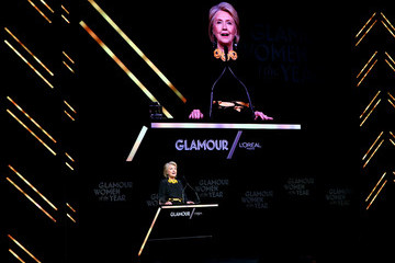 Hillary Clinton 2018 Glamour Women Of The Year Awards: Women Rise - Show