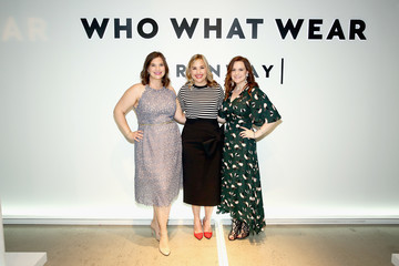 Hillary Kerr Who What Wear Runway Show February 2017 - Front Row