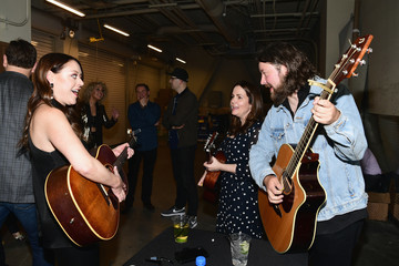 Hillary Lindsey ACM: Stories, Songs & Stars: Benefiting ACM Lifting Lives - Backstage And Audience