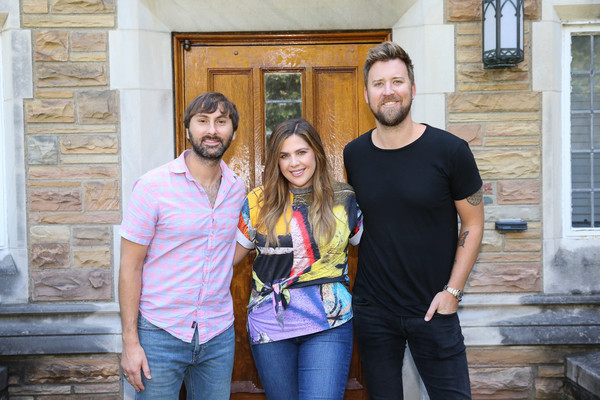 2019 ACM Lifting Lives Music Camp Songwriting Workshop With Ross Copperman, Lady Antebellum And Joy Williams