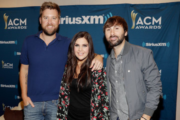 Hillary Scott SiriusXM's The Highway Channel Broadcasts Backstage Leading Up To The Academy of Country Music Awards