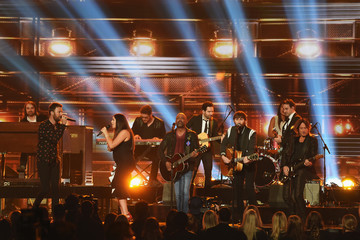 Hillary Scott The 51st Annual CMA Awards - Show