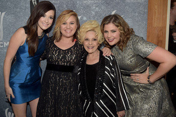 Hillary Scott 8th Annual ACM Honors - Backstage And Audience