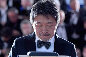 Hirokazu Koreeda Palme D'Or Winner Photocall - The 71st Annual Cannes Film Festival