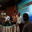 Hishamuddin Hussein Search for Missing Malaysian Airliner Expands