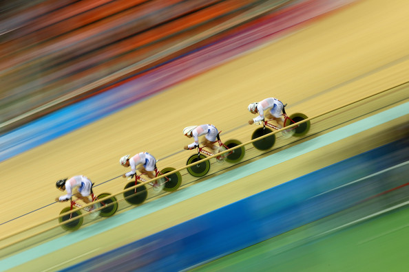 16th Asian Games - Day 4: Cycling - Track