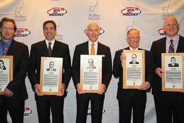 Chris Chelios US Hockey Hall Of Fame Induction