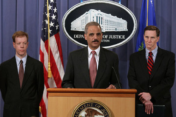 John S. Pistole Holder Announces Guilty Plea For Afghan Immigrant Accused In Terror Plot