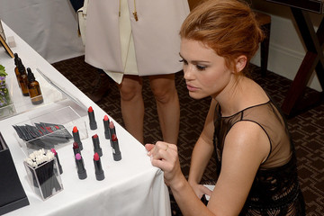 Holland Roden New York Fashion Week Style Stop - Day 2