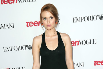 Holland Roden Teen Vogue Young Hollywood Party - Arrivals