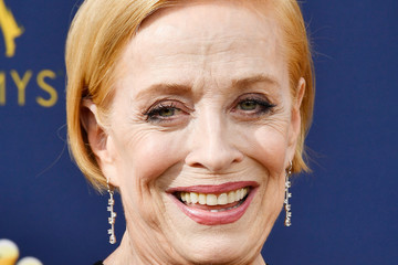 Holland Taylor 70th Emmy Awards - Arrivals
