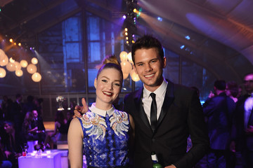 Holliday Grainger Jeremy Irvine 56th BFI London Film Festival:  Great Expectations - Afterparty