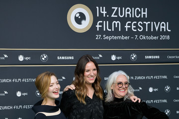 Holliday Grainger 'Tell It To The Bees' Photo Call - 14th Zurich Film Festival