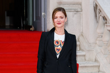 Holliday Grainger Film4 Summer Screen Opening Gala: 'Pain And Glory' UK Premiere - Red Carpet Arrivals