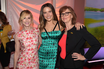 """Holly Hunter Premiere Of Disney And Pixar's """"Incredibles 2"""" - Red Carpet"""