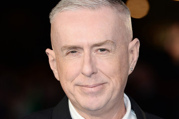 Holly Johnson The European Premiere of 'Eddie The Eagle' - Arrivals
