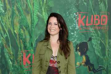 "Holly Marie Combs Premiere Of Focus Features' ""Kubo And The Two Strings"" - Arrivals"