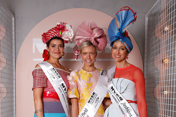 Holly Stearnes Around Emirates Melbourne Cup Day