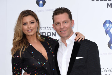 Holly Valance One For The Boys Charity Ball: Arrivals -  London Collections: Men SS15