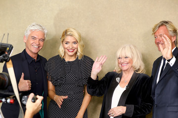 Holly Willoughby A BAFTA Tribute: 'This Morning' - Red Carpet Arrivals