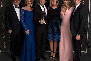 Holly Willoughby National Television Awards - Winners Studio
