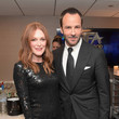 Julianne Moore and Tom Ford Photos