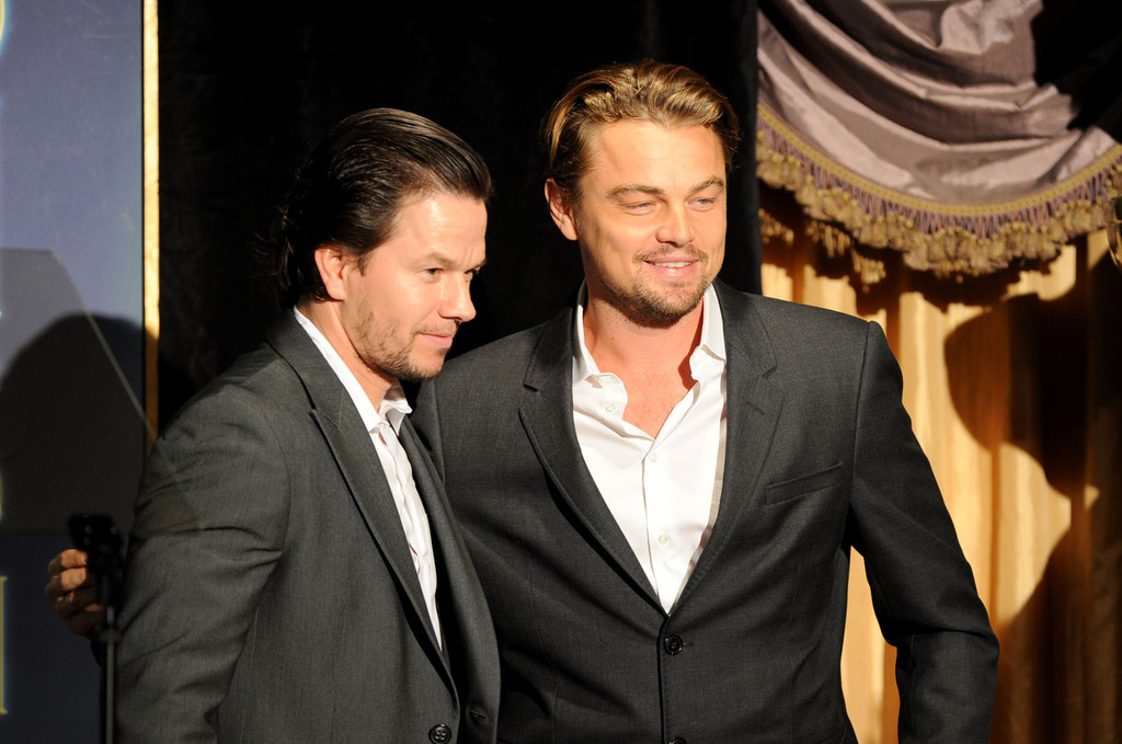 What Really Happened With Leonardo DiCaprio And Mark