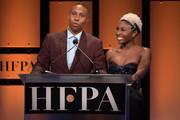 Cynthia Erivo and Lena Waithe Photos Photo