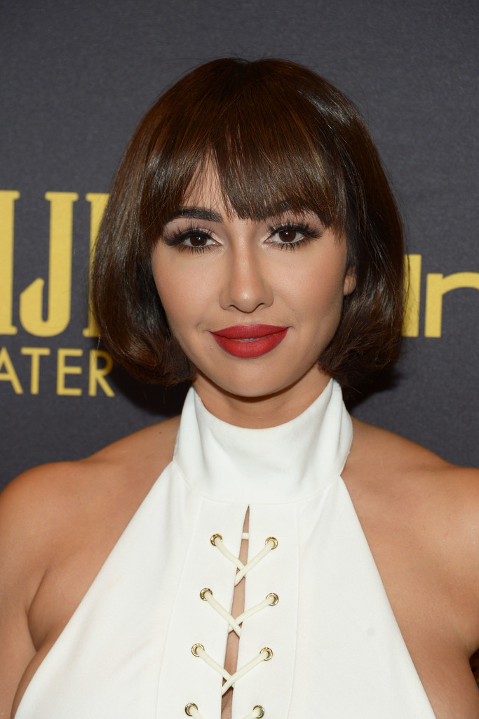 Jackie Cruz Photos Photos - Hollywood Foreign Press Association And InStyle Celebrate The 2017 ...