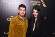 Eli Mizrahi and Crystal Renn Photos Photo