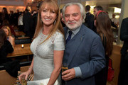 Jane Seymour (L) and David Green attend The Hollywood Reporter 6th Annual Nominees Night at CUT on February 5, 2018 in Beverly Hills, California.